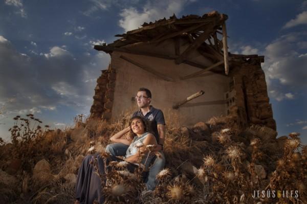 Ana y Santi preboda Salamanca