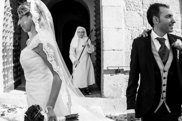 Ana  y Ruben boda en Toledo