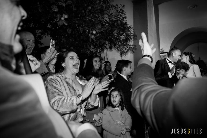 Lupe y Joaqui boda en Sevilla