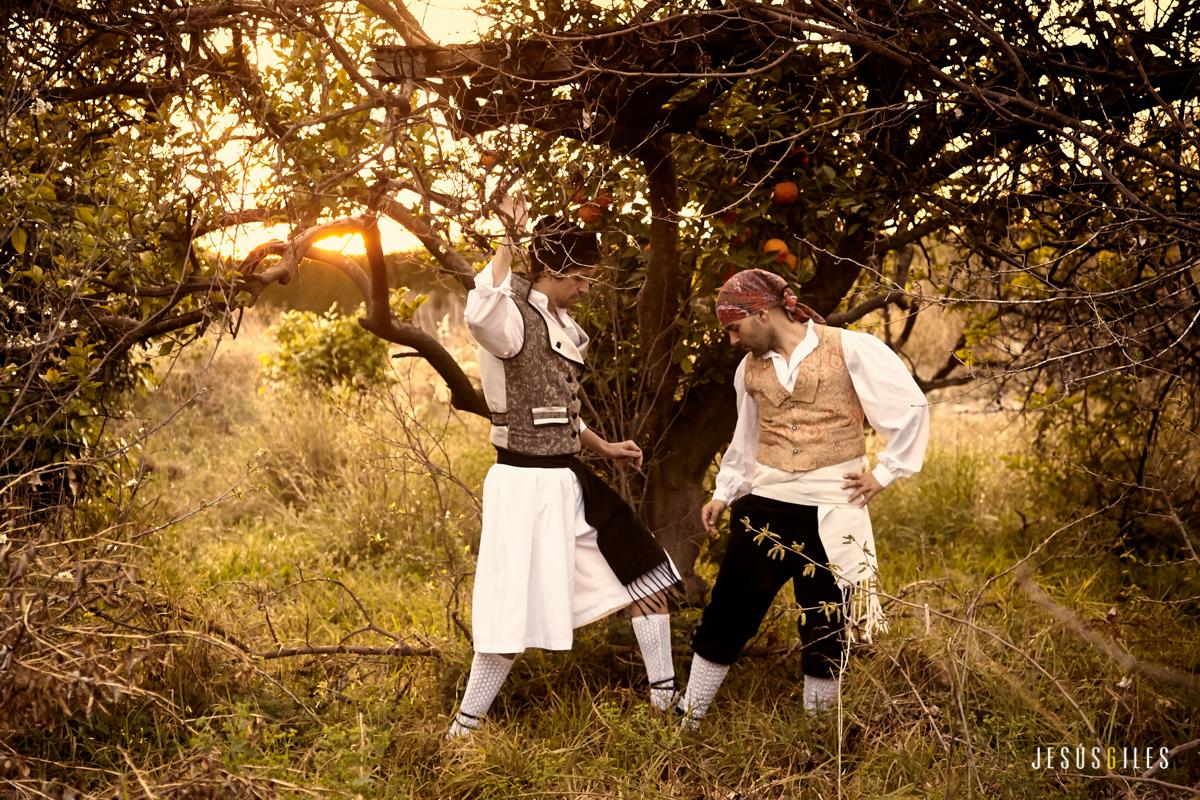 Felix y Antonio preboda gay Murcia