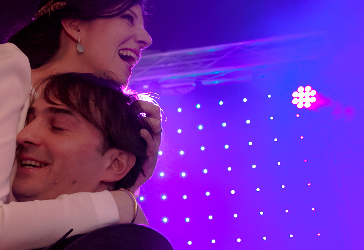 Olga y Juan Manuel boda en Extremadura