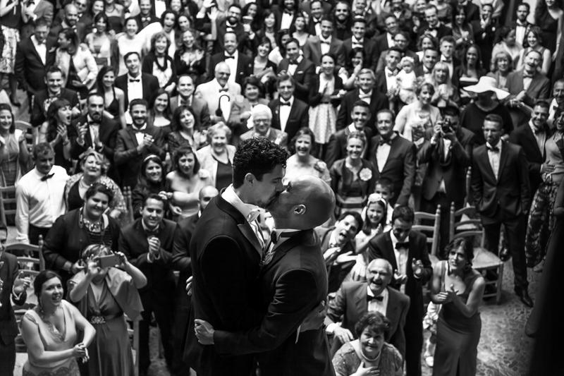 Felix y Antonio boda gay Almagro