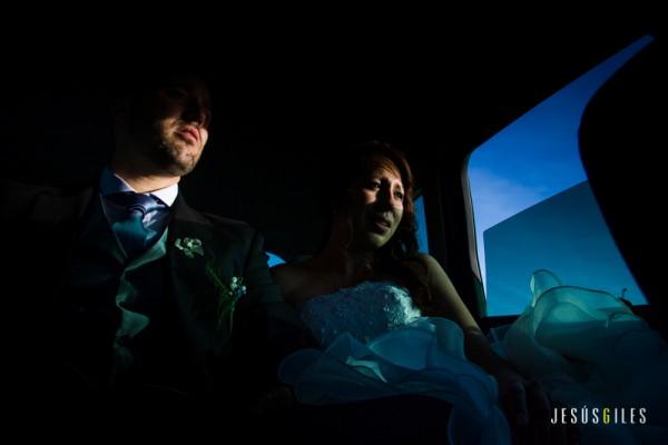 Marlene y Luis boda en Madrid
