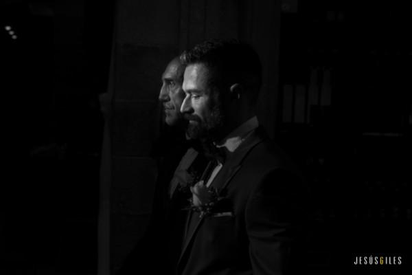 Carlos y Mikel boda en Madrid