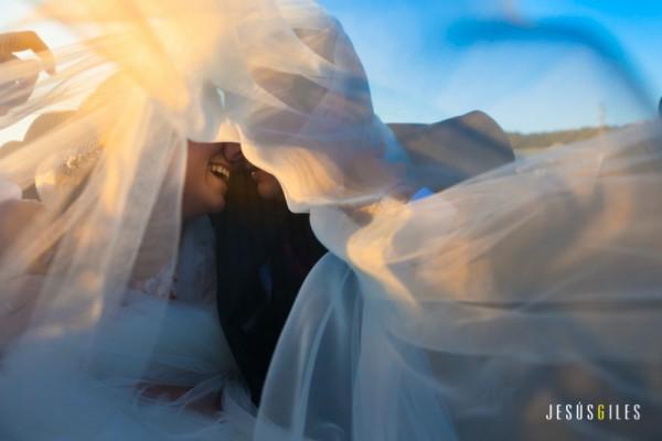 Mamen y Joaquin boda en Extremadura