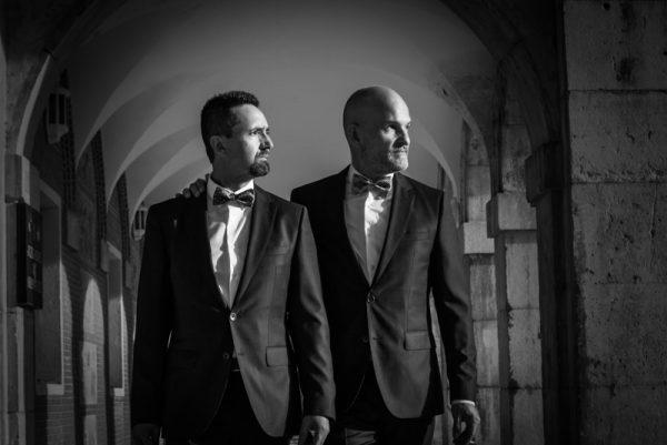 Ignacio y Miguel – El día y la noche