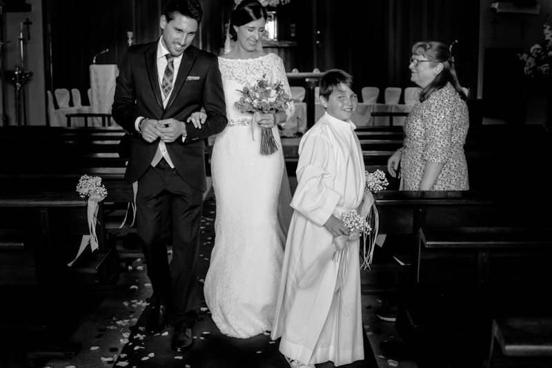 Marta y Ariel boda en Madrid