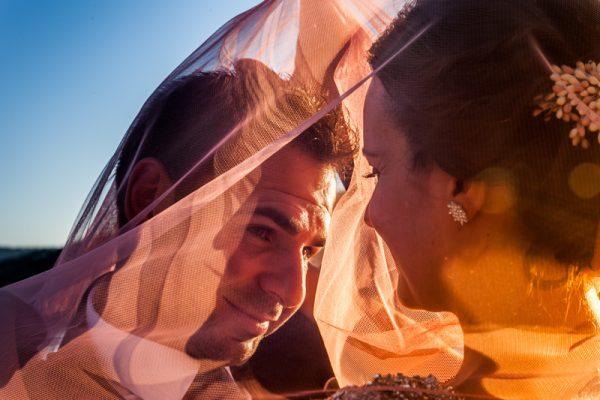 Maribel, Luifi y la boda de las sonrisas.