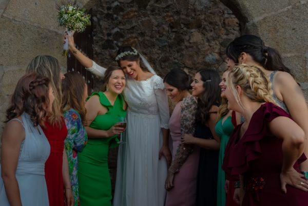 Guada y Miguel boda extremeña