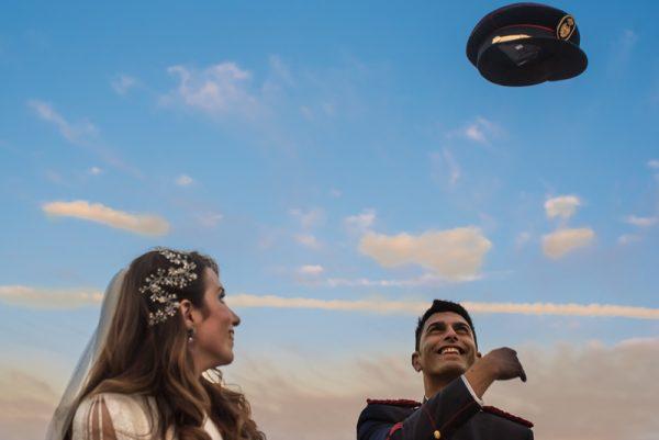 Raquel  y Jose oficial y caballero extremeño